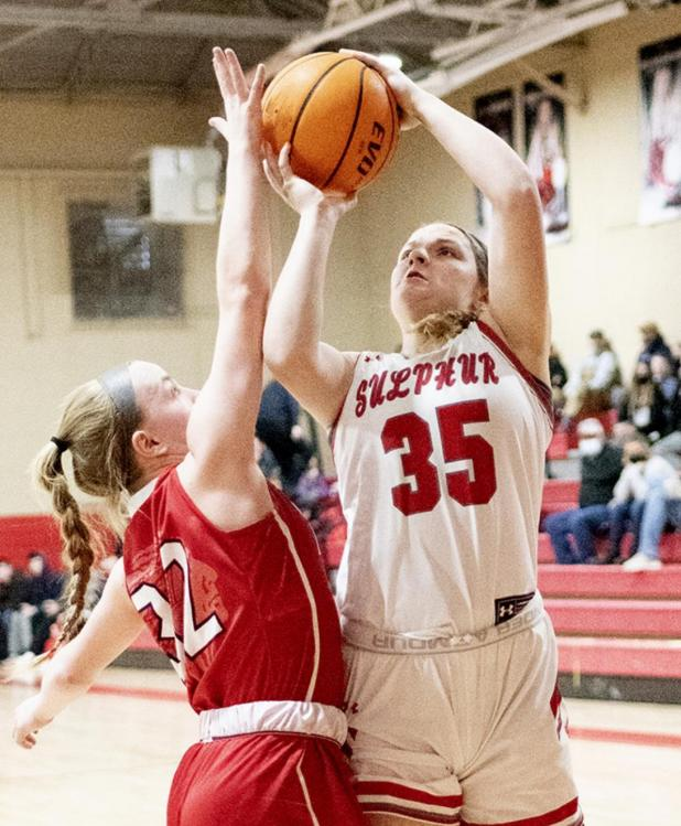 Girls Rally To Beat Tish, Prep For Dist.