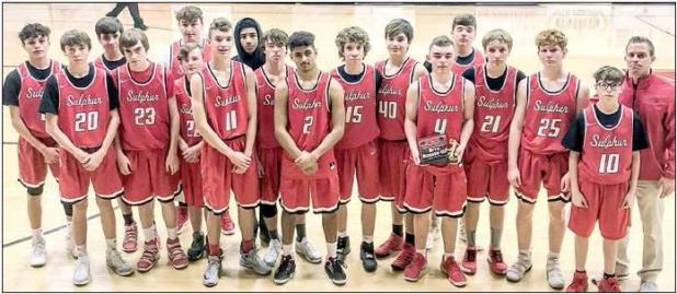 Ninth Grade Boys Win Runner-up Title