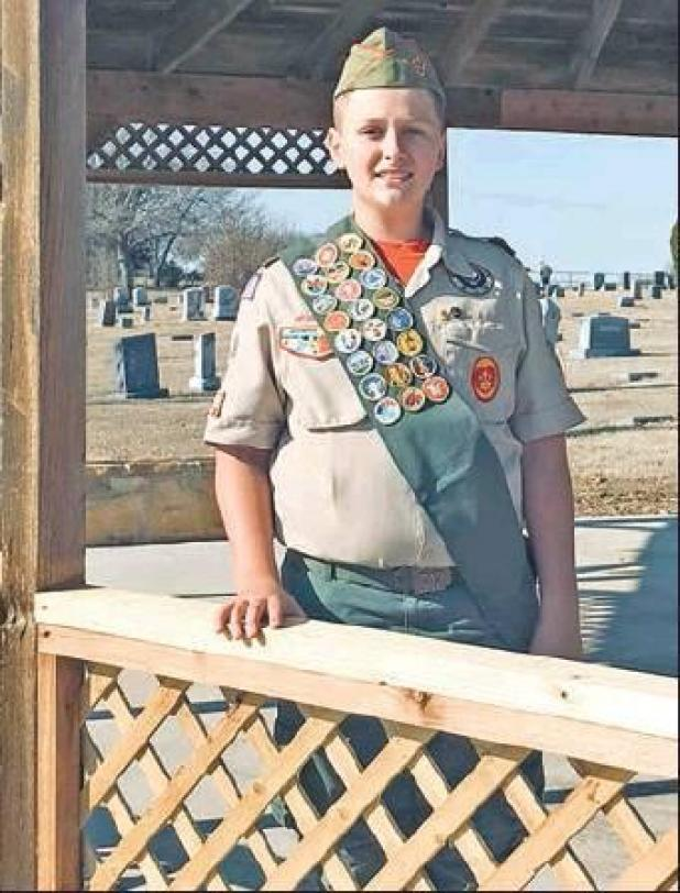Sulphur Student Earns Eagle Rank In Boy Scouts