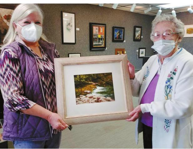 Painting To Help Scholarship Fund