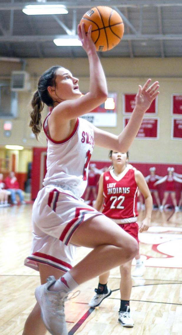 Allensworth Named To OCA All-State Team