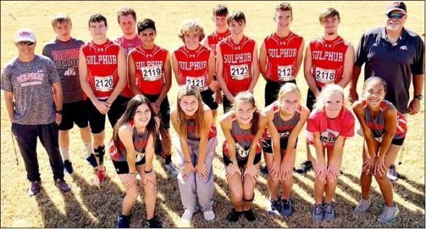 Boys, Girls Wrap Up Season With Solid Efforts In CC Meet
