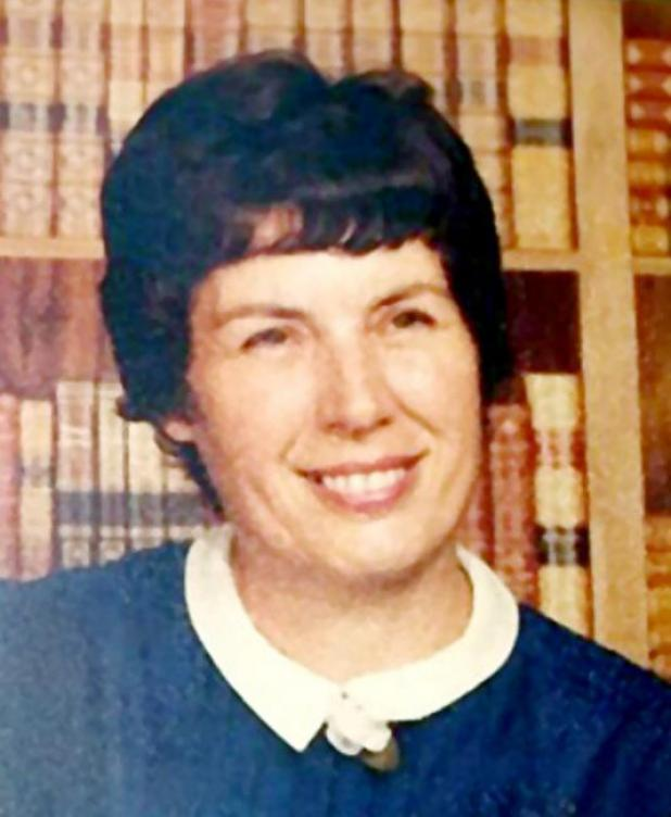 Mary Ellen McDonald