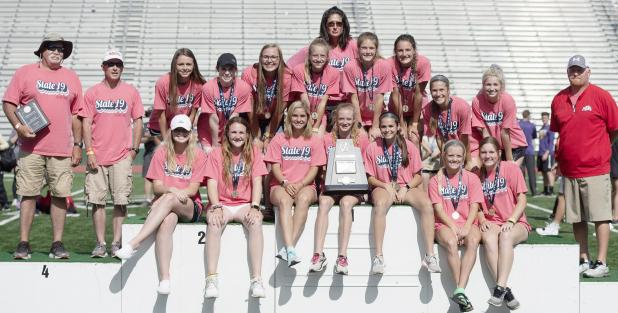 Sulphur Athletes Named To All-State Track Team