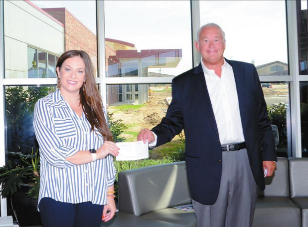 Donation Made To Front-Line Hospital Workers