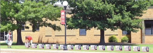 Individual Posters Honor SHS Graduates