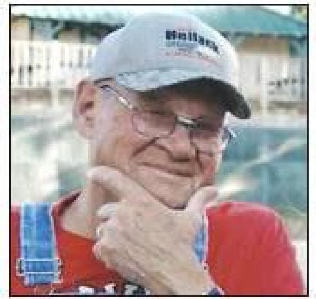 """Wesley Houston """"Hoot"""" Rogers"""