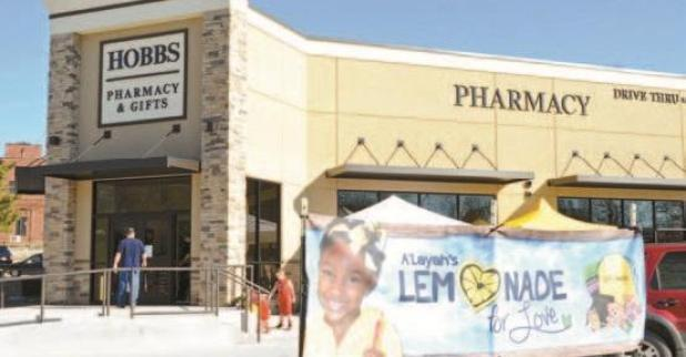 Opening Day Held For New Hobbs Pharmacy Gifts Sulphur Times Democrat