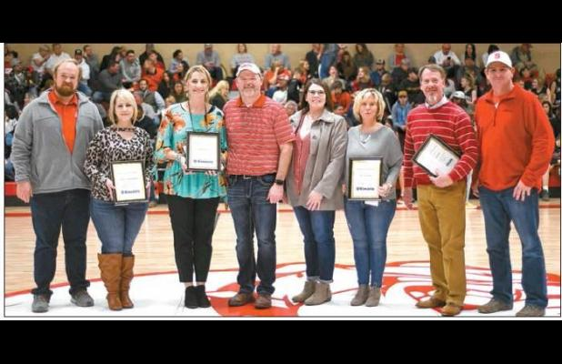 Civic Club Honors Sulphur Teachers