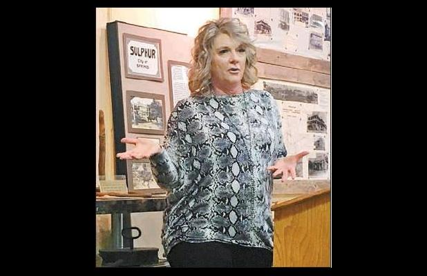 Historical Society Learns About Home Health Agency