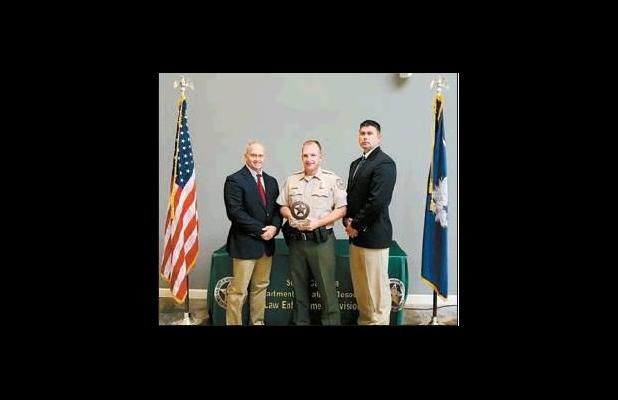 Local Game Warden Casey Young Wins Regional Award