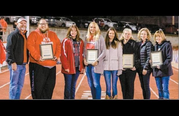 Club Honors Sulphur Teachers