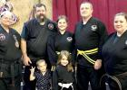 Local Students Earn Taekwondo Belts