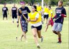 Chickasaw Cultural Center Hosts Coed Stickball Meet