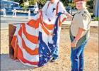 Legion, Scouts Conduct Flag Retirement Ceremony
