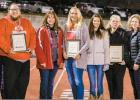 Club Honors Sulphur Teachers