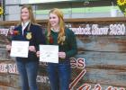 Scott Kirby, FFA Students Allen, Howe Honored At Stock Show